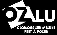 Logo du fabricant de cloisons amovibles OZ ALU
