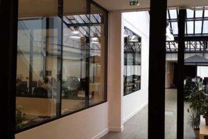 Châssis vitré et bâtis de porte : la gamme Ecozal