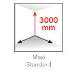 maxi standard-3000 mm